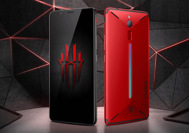 Nubia Gaming Smartphone Comes With 10GB of RAM And Attachable Joystick
