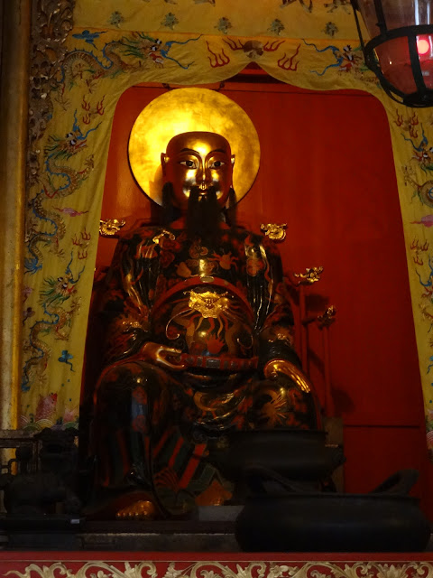 Xuanwu en el templo de los ancestros de Foshan