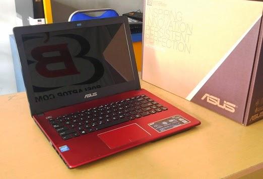 harga laptop asus x450c
