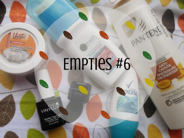 Empties #6
