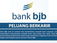 Lowongan Kerja Bank BJB Terbaru