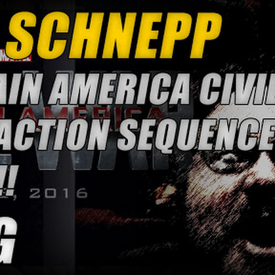 Jon Schnepp ★ Captain America Civil War, Best Action Sequences