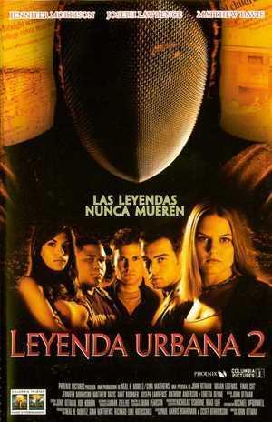 Leyenda urbana 2 (2000) [BRrip 1080p] [Latino] [Terror]