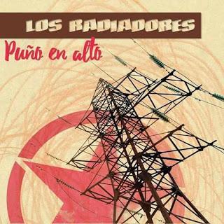 LOS RADIADORES - Puño en alto (EP) (2018) 1