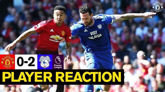 video cuplikan gol liga inggris manchester united vs cardiff 0-2