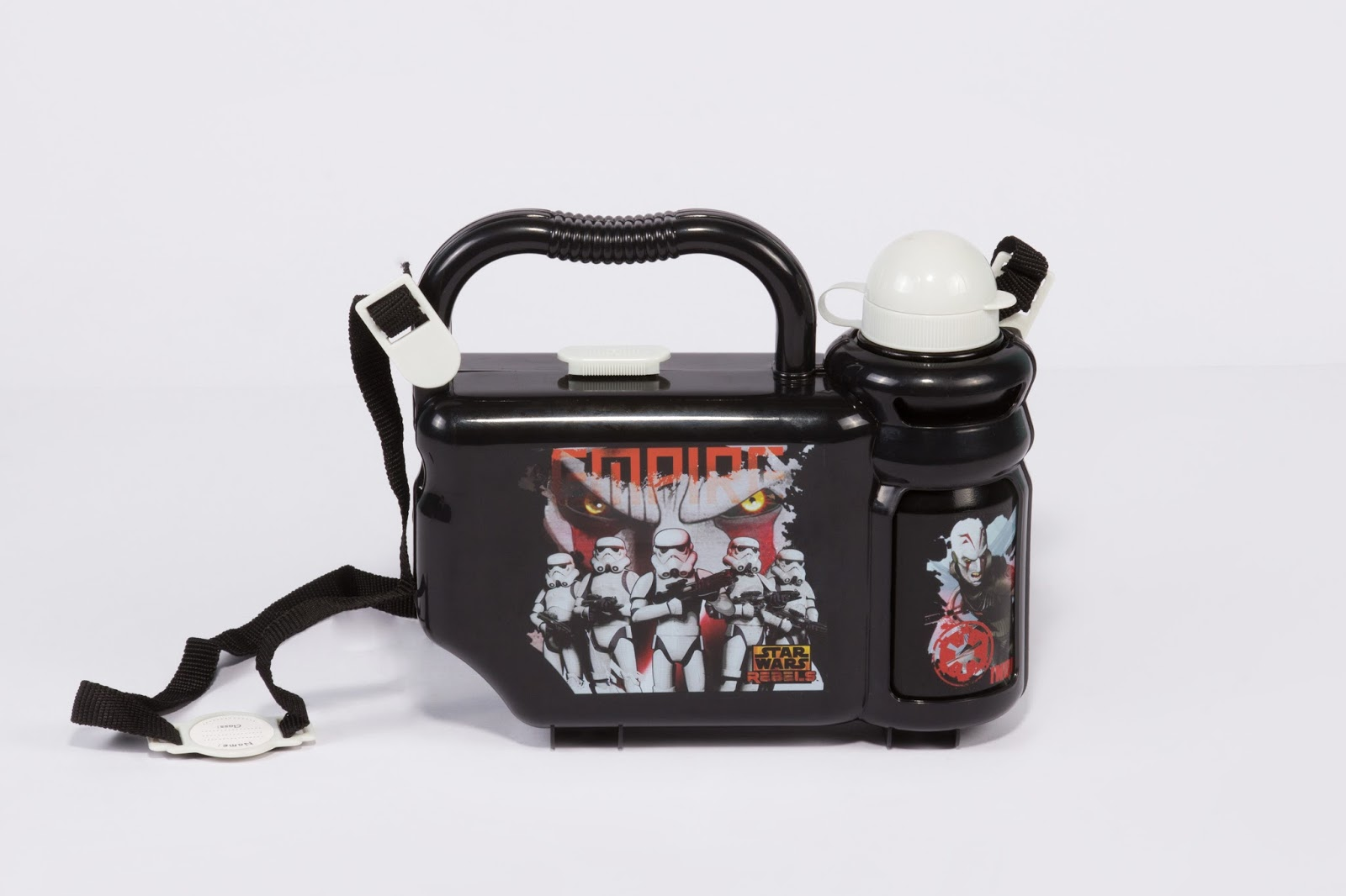 6f4b72865338b For your little boys who can't get enough of Star Wars, get them these Star  Wars themed lunch kits!