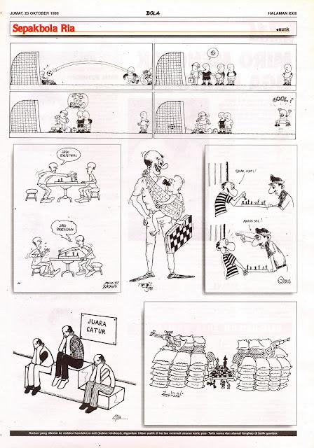 Sepakbola Ria EDISI NO. 845 / JUM'AT, 23 OKTOBER 1998