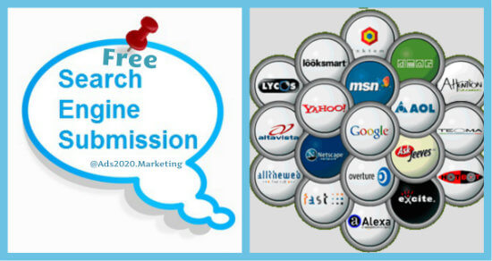 free submit site to search engines