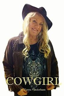 Cowgirl - a heart-warming memoir discount book promotion Tanya Vanderham