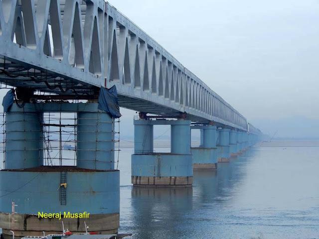 """""""मेरा पूर्वोत्तर"""" - बोगीबील पुल और माजुली तक की यात्रा"""