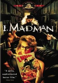 Lecturas Diabólicas (I, Madman, 1989) / Carátula DVD