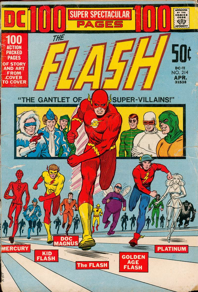 The Flash (1959) 214 Page 1