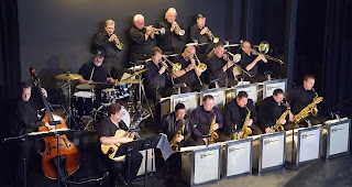 16-piece Kenny Hadley Big Band