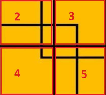 Có bao nhiêu hình vuông