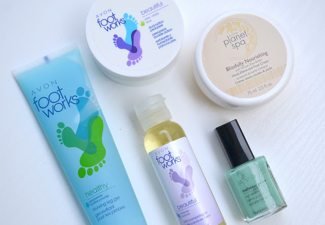 Avon Footworks Pedicure Review