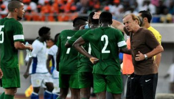 VIDEO: Nigeria Vs Cameroon Match Highlights 1st September 2017