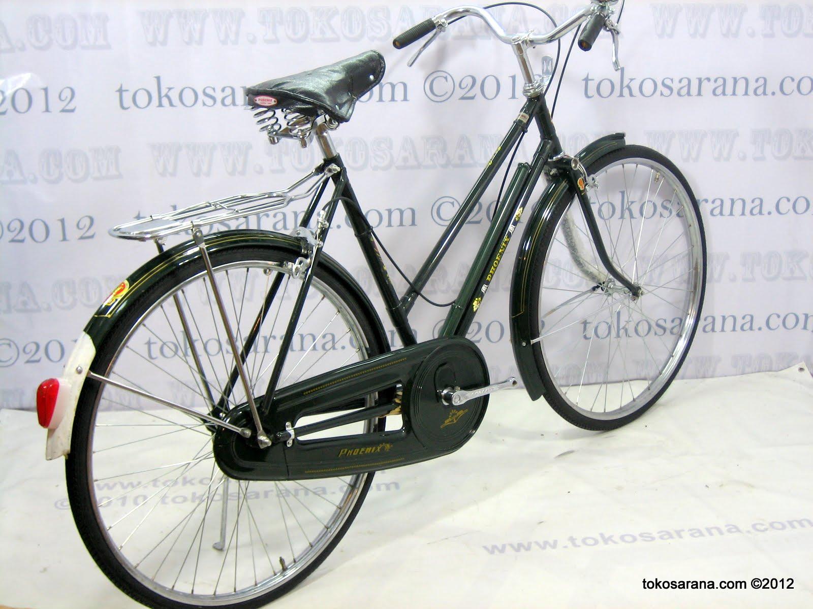 tokomagenta: A Showcase of Products: Heavy-duty Bike