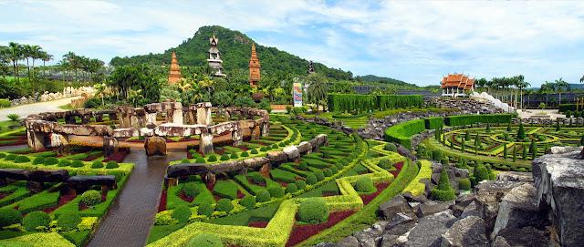Green Pear Diaries, turismo, viajes, parques, Jardín Botánico Tropical de Nong Nooch, Tailandia