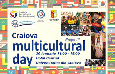 Craiova Multicultural Day 30 Ian 2016