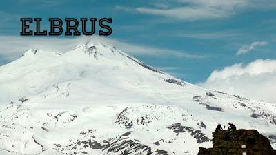 Gunung Elbrus di Rusia
