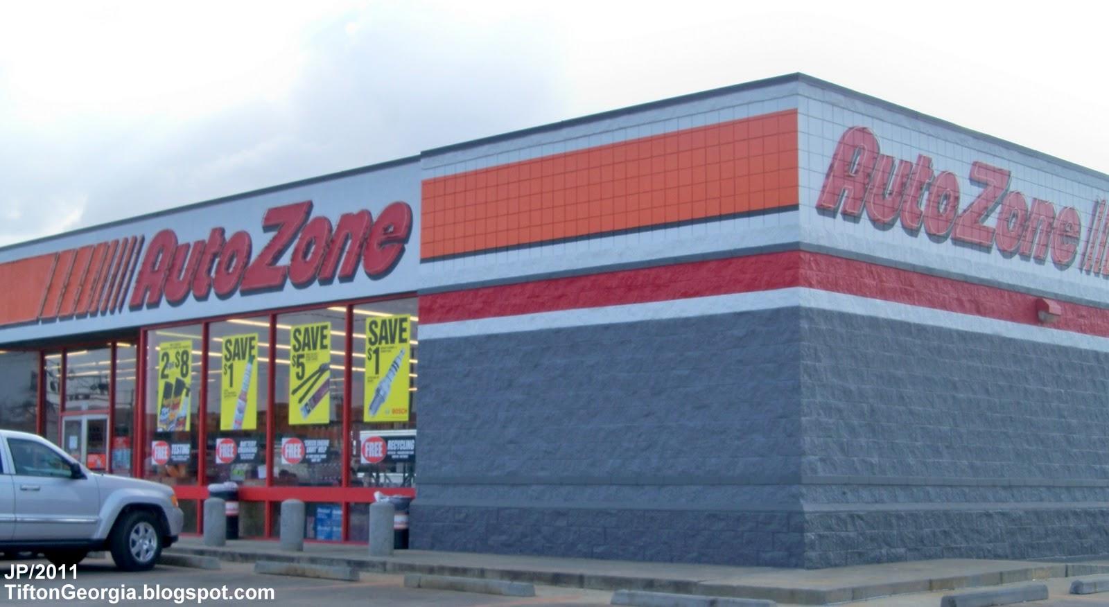 Autozone online shopping