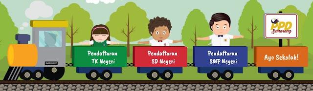 Jadwal pendaftaran PPD SMP Negeri Kota Semarang tahun pelajaran 2017/2018