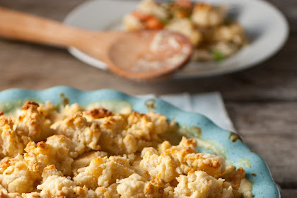 Delicious Chicken Pot Pie Crumble Recipe