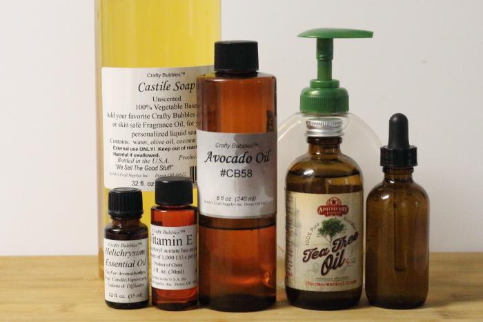 DIY Liquid Hand Soap Recipe for Eczema - Everything Pretty