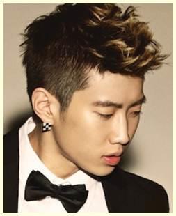 Update model rambut pria korea terbaru