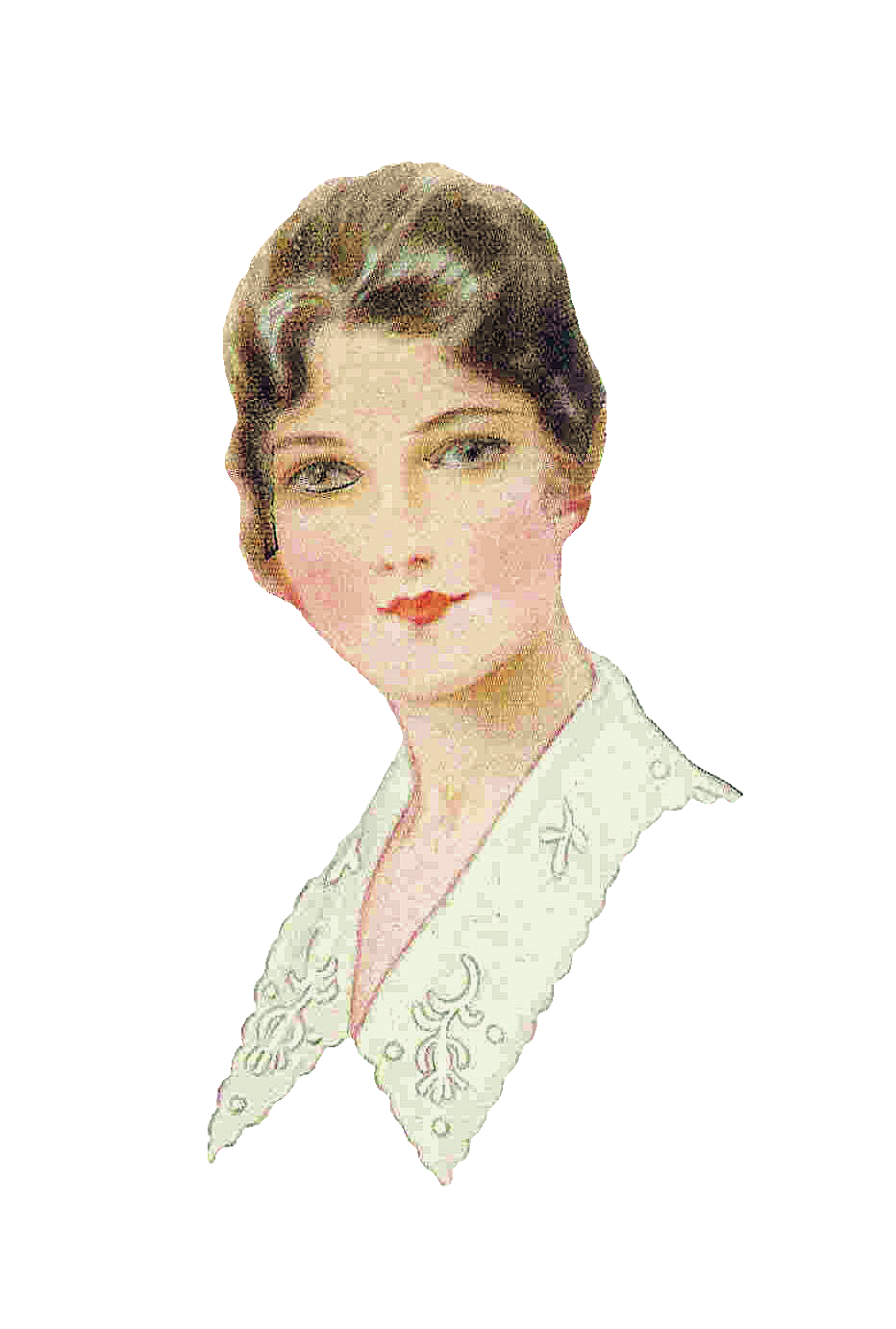 Antique Images: Women's Vintage Fashion Clip Art: 1915 ...
