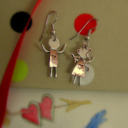 Boy and Girl Earrings