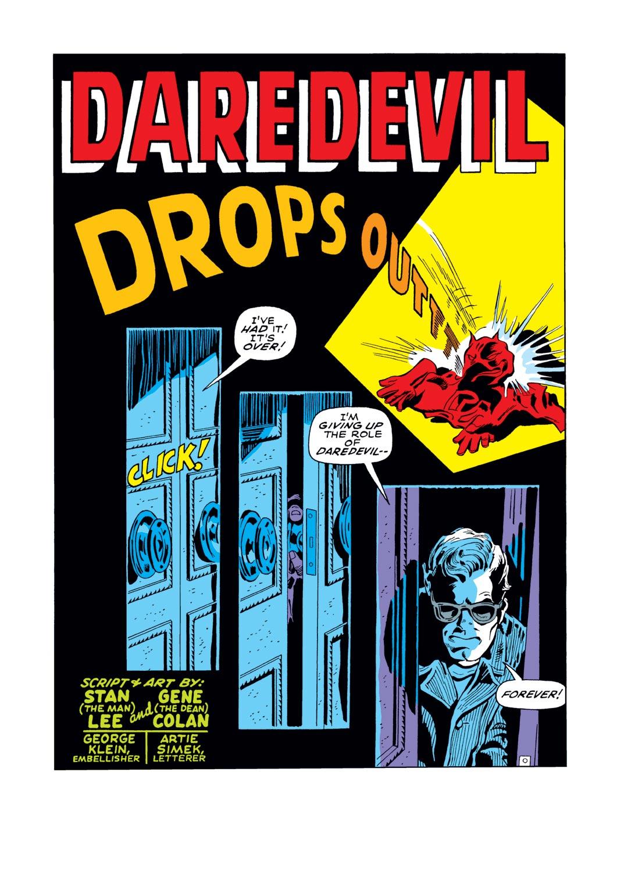 Daredevil (1964) 49 Page 1