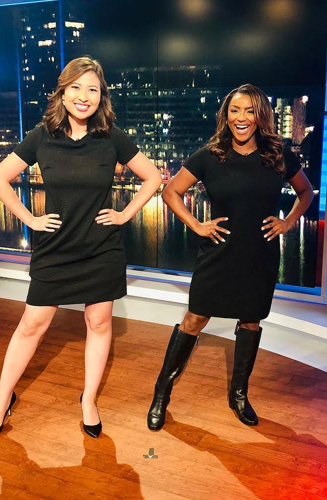 THE APPRECIATION OF BOOTED NEWS WOMEN BLOG : WJZ'S NICOLE