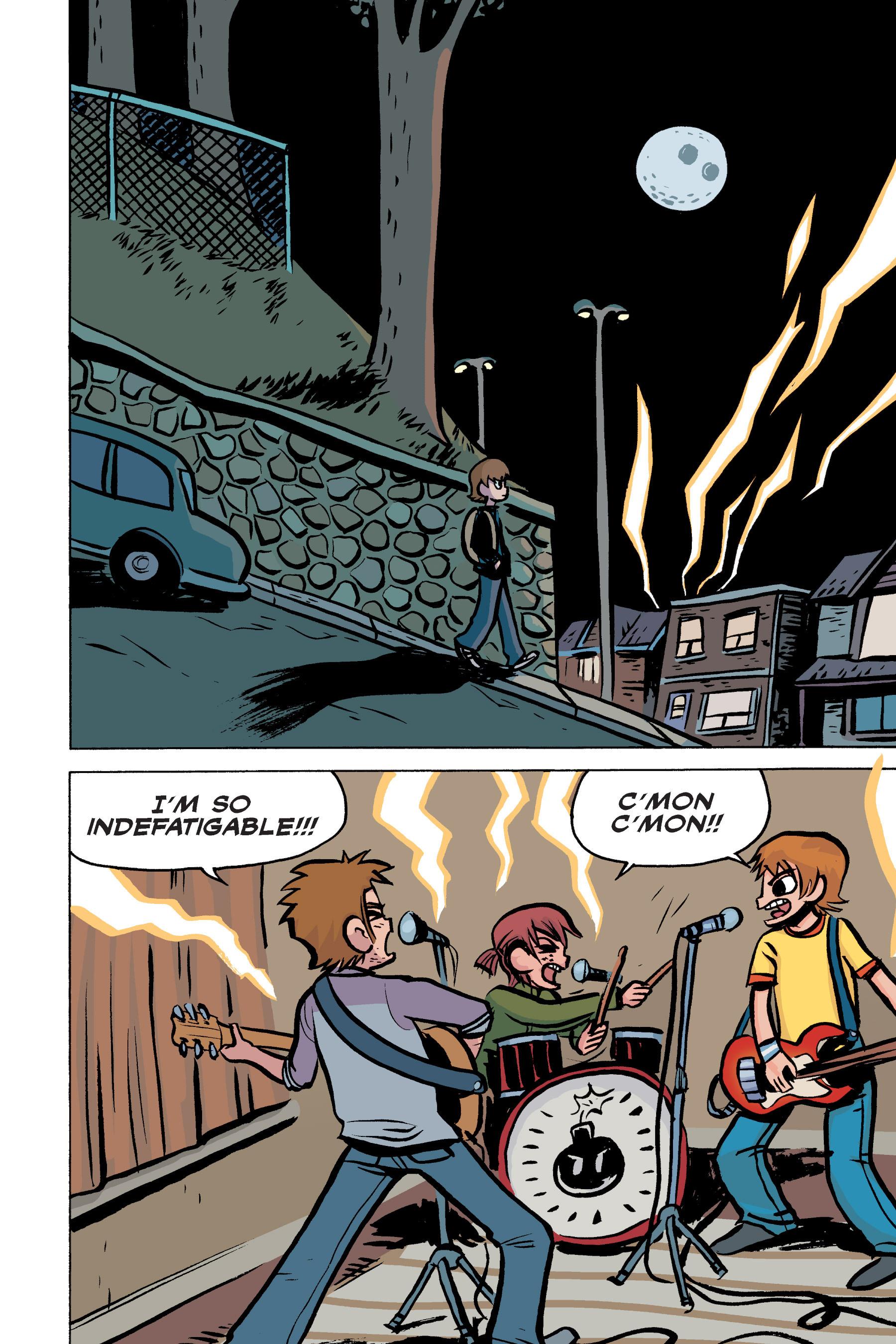 Read online Scott Pilgrim comic -  Issue #2 - 74