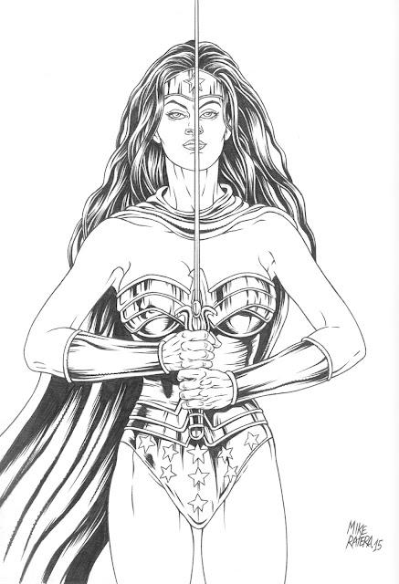 Dibujos De La Mujer Maravilla Wonder Woman Para Pintar En Picturalia