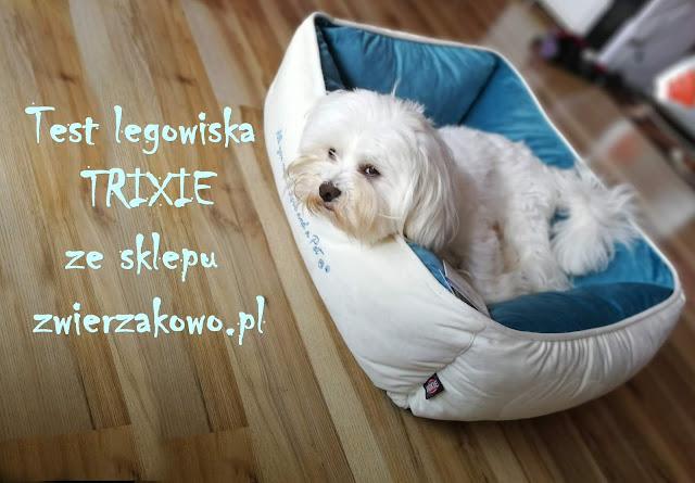 test legowiska trixie home bed zwierzakowo.pl