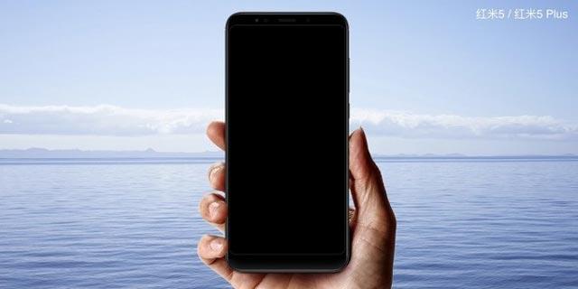 رسميا شاومي تكشف عن هاتفي Redmi 5 و Redmi 5 Plus بشاشة 18:9 وأسعار معقولة