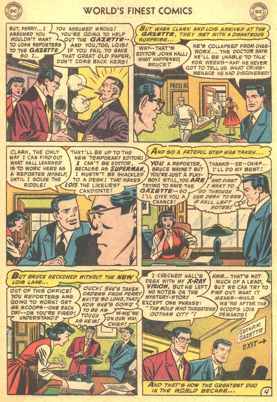 Read online World's Finest Comics comic -  Issue #80 - 6