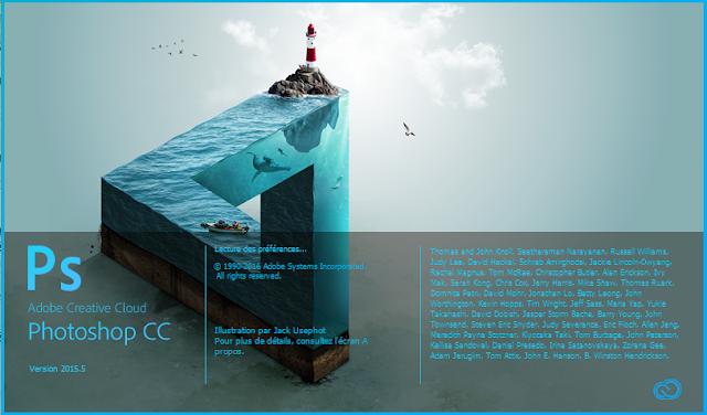 تحميل برنامج الفوتوشوب النسخة الأخيرة Download Photoshop Cc 2015.5