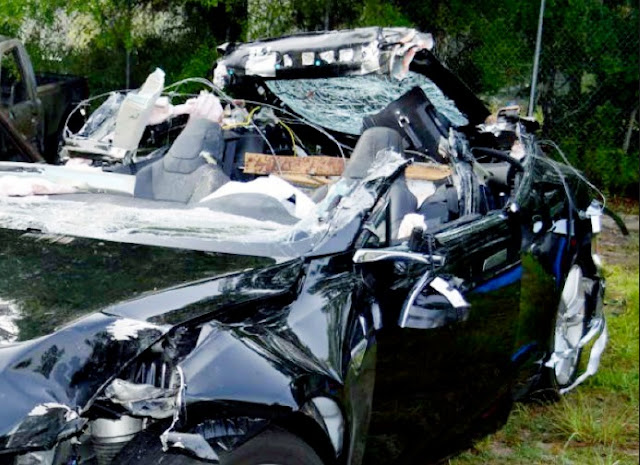 Autopilot Gave Several Warnings To Tesla Driver In Fatal Florida Crash To Take Control Of The Wheel
