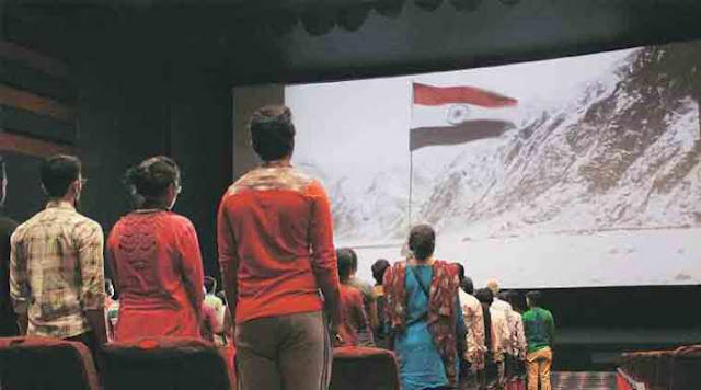 Standing for national anthem in cinema halls not a measure of patriotism: Supreme Court