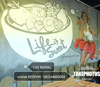 Jasa Tukang Cat Lukis Dinding 3 Dimensi Surabaya Jawa Timur