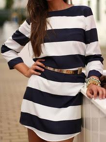Rayas y más... Rayas! - Mari Estilo- Tendencias 2016- SheIn- Fashion Blogger