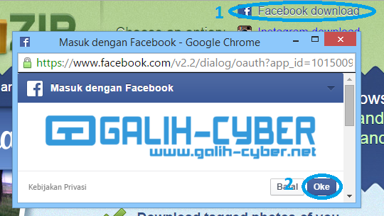 Cara Download Foto Profil Facebook dan Instagram Secara Masal