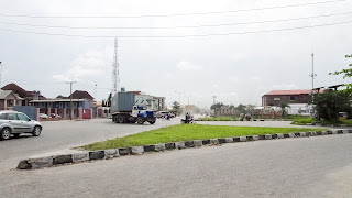 Amuwo is the place where the ABC bus leaves to Benin
