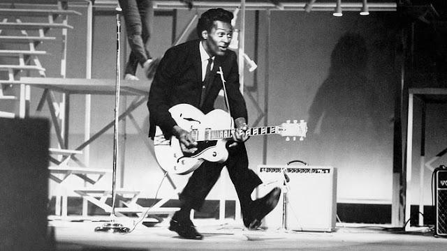 Un Clásico: Chuck Berry- Carol