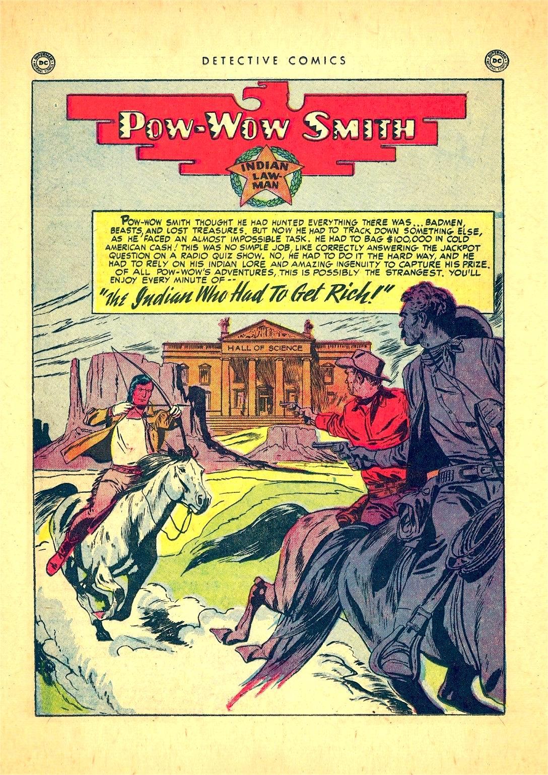 Read online Detective Comics (1937) comic -  Issue #166 - 38