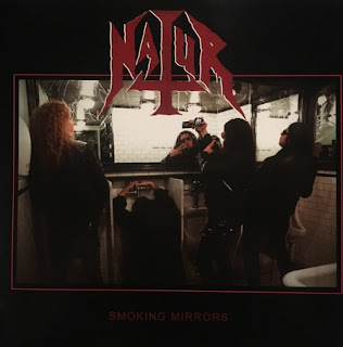 "Το live album των Natur ""Smoking Mirrors"""