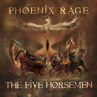"Ο δίσκος των Phoenix Rage ""The Five Horsemen"""