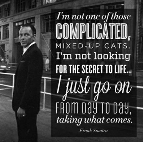 Sinatra Quotes: Fresh2Muerte
